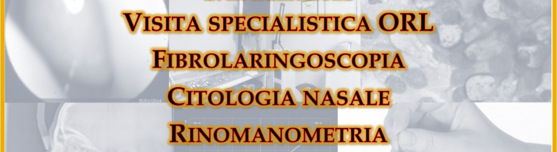 Istituito l'Ambulatorio Rinologico per la diagnosi e la terapia dei disturbi della respirazione nasale.